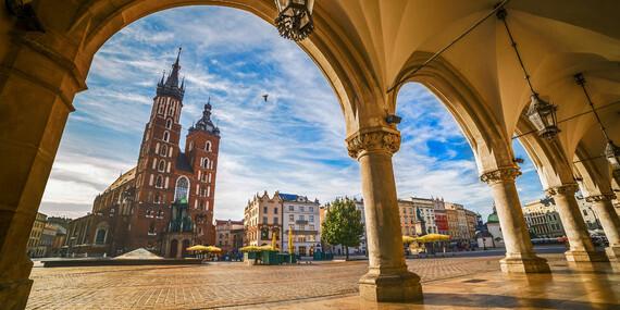 Takmer ako vlastný byt v centre Krakova: Luxusné apartmány s možnosťou raňajok a parkovania/Krakov - Poľsko
