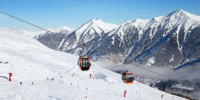 Zima v obľúbenom rakúskom Bad Gastein a hoteli HAAS*** so slovensky hovoriacim personálom