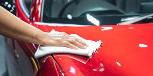 Umytie a čistenie vozidla