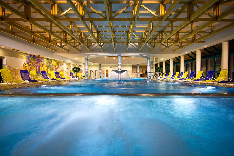 SUPER CENY v Bardejovských Kúpeľoch s plnou penziou, wellness a procedúrami: masáž, levanduľový kúpeľ, soľná jaskyňa
