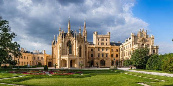 Pobyt kousek od zámku v Penzionu Myslivna v Lednicko-valtickém areálu s polopenzí, vínem a platností až do prosince 2021/Jižní Morava - Lednice