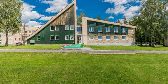 Pobyt ve Vysokých Tatrách v hotelu Tatranec ** s polopenzí a dítě do 6 let zdarma / Vysoké Tatry - Tatranská Lomnica