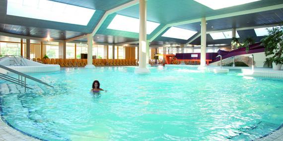Neobmedzený wellness pobyt v bazénoch s termálnou liečivou vodou v Thermenhoteli PuchasPLUS****/Stegersbach - Rakúsko