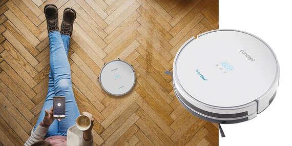 Robotický vysávač 2v1 Concept Perfect Clean VR2010 - vysáva, vytiera a neodvráva/Slovensko