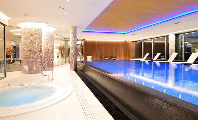 Luxusný pobyt pre náročných: Hotel Olympic**** s polpenziou a krásnym neobmedzeným wellness