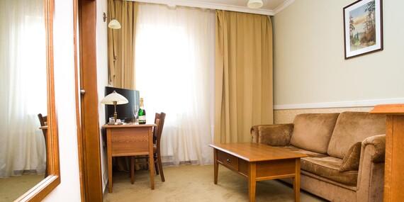 Vstup do wellness, masáž a ubytovanie v hoteli Dominika***/Bratislava – Petržalka