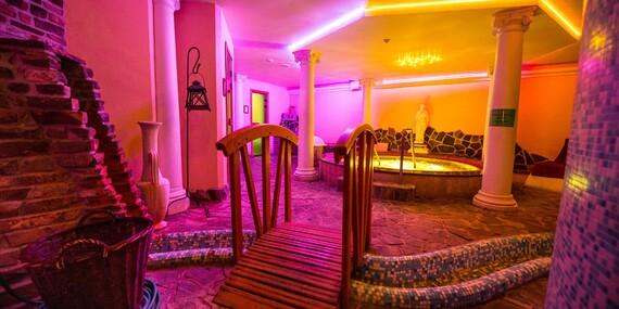 Relax v známom hoteli Nezábudka*** s polpenziou a neobmedzeným wellness/Tatranská Štrba