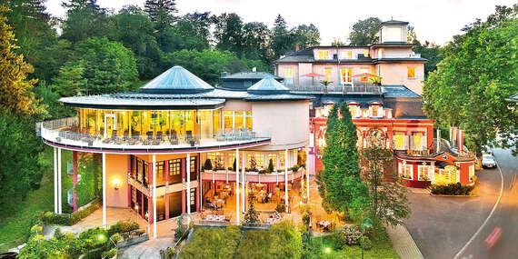 Wellnesshotel Allmer**** uprostred čistej alpskej prírody s príjemnými bonusmi/Rakúsko - Bad Gleichenberg