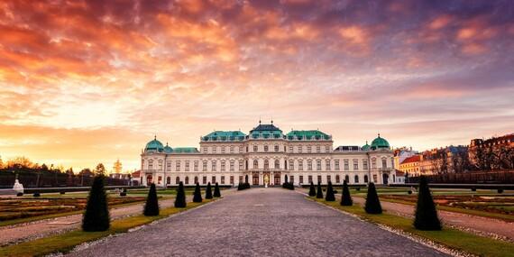 Ubytování se snídaní ve Vienna Sporthotelu **** 5 minut od centra rakouské metropole/Rakousko - Vídeň