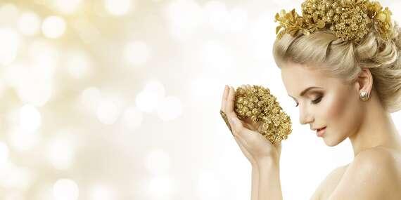 Den pro královnu - bezmála 5 hodin wellness a zkrášlujících procedur s liftingovou masáží obličeje, sklenkou sektu a neomezeným vstupem do kardiozóny/Praha 2 - Vinohrady