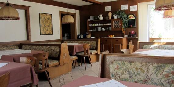 Zimná dovolenka v penzióne Haslinger v salzburských Alpách s raňajkami a vstupom do Felsentherme/Rakúsko - Salzburg - Bad Gastein