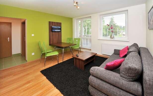 Tatry s ubytovaním v štúdiách alebo apartmánoch pod Lomnickým štítom + ubytovanie pre dieťa do 6 r.