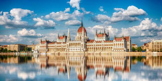 Pohodlí v Mediterran Hotelu Budapest **** s neomezeným wellness a extra platností/Maďarsko - Budapešť
