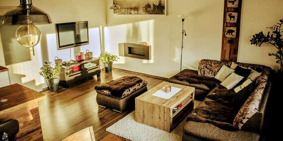 Váš druhý domov v srdci Malej Fatry - plne vybavené apartmány s mimoriadnou platnosťou / Terchová, Slovensko