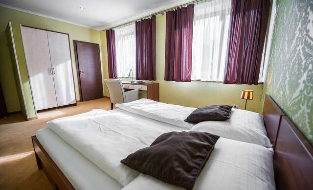 Spoznajte Podunajskú nížinu s ubytovaním v obľúbenom hoteli Galanta**** s polpenziou.