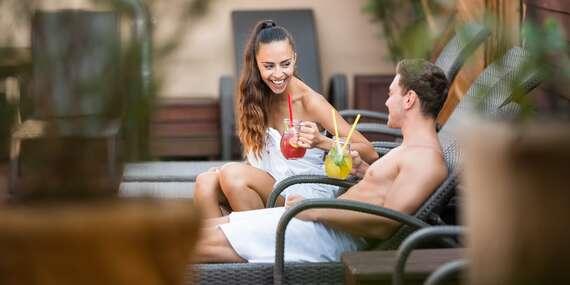 Komfortný pobyt v pražskom Wellness Hoteli STEP**** s raňajkami a vstupom do vodného a saunového sveta/Praha
