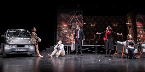 Bella Figura – vstupenka na predstavenie do Divadla Aréna/Bratislava – Petržalka