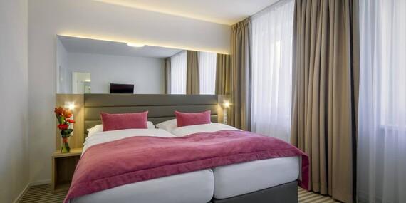 Komfortný pobyt v 4-hviezdičkovom hoteli White Lion**** priamo v centre Prahy/Praha - Česko