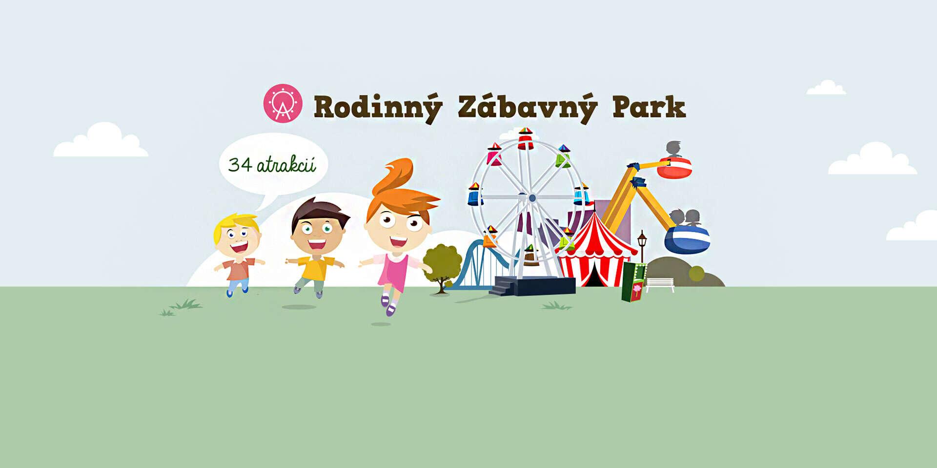 Zábavný park Rabkoland - nezabudnuteľný zážitok a odmena pre ce...