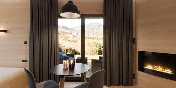 Zážitkové ubytovanie v prírode pre dvojicu, ktorá hľadá oddych a únik z mesta s panoramatickým výhľadom priamo z postele / Nová Baňa