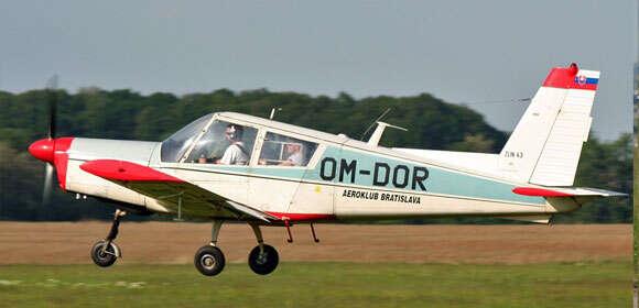Vyleťte do výšin – let na 2-/4-miestnom lietadle aj s možnosťo...