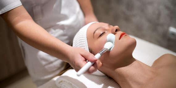 Hĺbkové čistenie pleti, rádiofrekvencia, kolagén alebo vitamínový relax/Prievidza