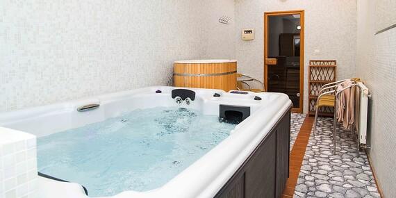 Vstup do wellness, masáž a ubytovanie v hoteli Dominika*** / Bratislava – Petržalka