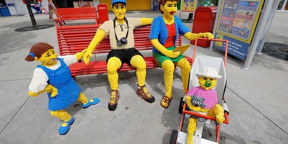 Zájazd do Legolandu v Nemecku - splnený sen detí aj dospelých/Nemecko