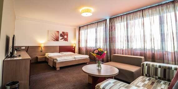 Wellness pobyt s masážou a polpenziou v hoteli Alibaba*** v Humennom/Humenné
