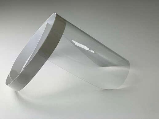 Protivírusový ochranný štít, ktorý zaisťuje 100 % ochranu prvého kontaktu.