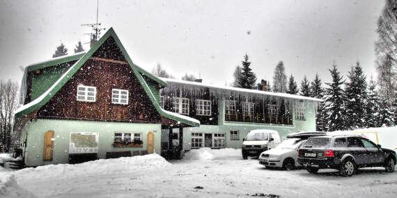 Hotel U Supa*** v Harrachově s polopenzí a večerními all inclusive nápoji / Krkonoše - Harrachov