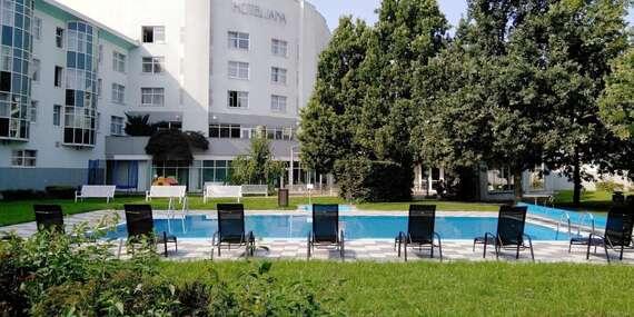 Skvělý odpočinek v hotelu Jana**** v Přerově s neomezeným wellness, bowlingem a stravou dle zvolené varianty / Olomoucko - Přerov