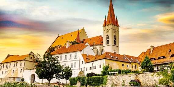 Roční platnost na neomezenou konzumaci vína v Hotelu Weiss na jižní Moravě se snídaní i zvýhodněnou cenou na vstup do sauny/Jižní Morava - Lechovice