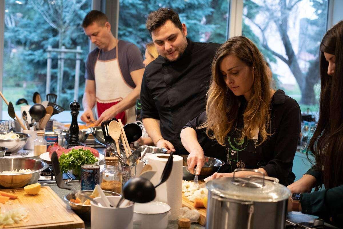 Kurzy varenia všetkých kuchýň sveta zážitkovou formou