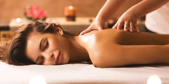 Tradičná thajská masáž v Siam Spa/Bratislava - Ružinov