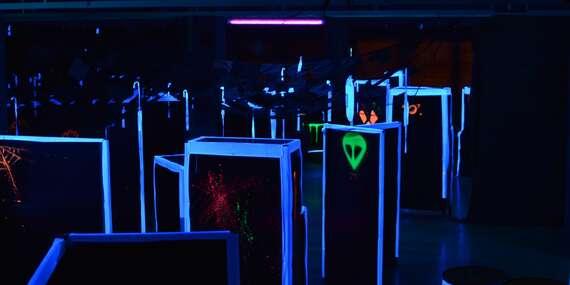 Adrenalínová laser game v jednej z najväčších laser arén na Slovensku/Poprad - Svit