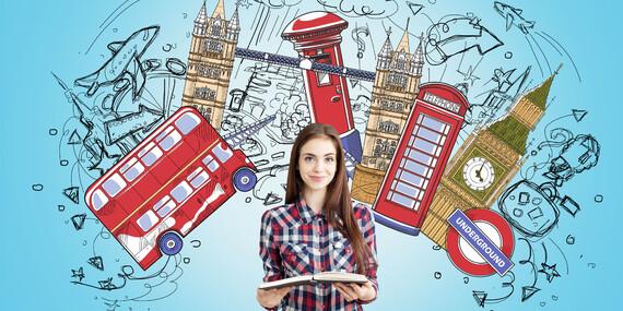 Komunikujte plynule po anglicky už po dvoch mesiacoch - využite nové metódy výučby počas 24 hodín konverzácie v angličtine s native speakrom / Košice – Staré Mesto