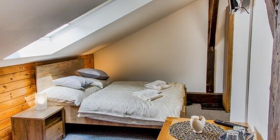 Ubytování přímo u Národního parku Šumava v penzionu Klášterský Mlýn s polopenzí s tříchodovým menu/Šumava - Rejštejn