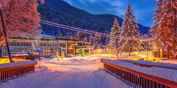 Neobmedzená wellness dovolenka na Liptove v ALEXANDRA WELLNESS HOTEL*** + s polpenziou a procedúrami, platnosť až do decembra 2021/Jánska dolina - Liptovský Ján