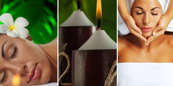 50% sleva na hodinovou thajskou olejovou masáž v salonu Thajské masáže Flora/Praha 3 - Žižkov