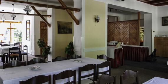 Pohodová dovolená v hotelu Maxov v krajině Jizerských hor s polopenzí, vstupem do sauny pro celou rodinu a platností do prosince 2020/Jizerské hory - Josefův Důl