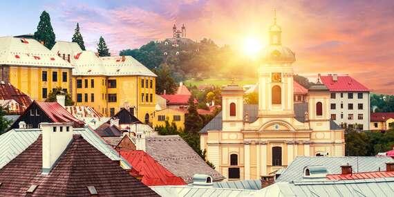 Penzión Príjemný oddych v Banskej Štiavnici: výborná poloha pri námestí, raňajky a sauna/Banská Štiavnica