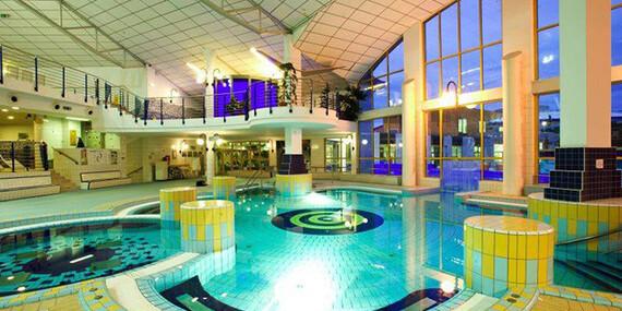 Známe kúpele Sárvár neobmedzene s ubytovaním a polpenziou v luxusnom hoteli Park Inn****/Maďarsko - Sárvár
