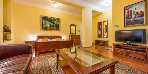 Pobyt pre dvoch s raňajkami v hoteli Carpe Diem**** v centre Prešova/Prešov