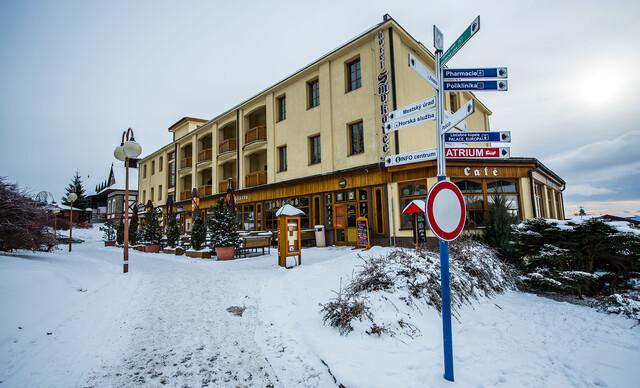 Zimný pobyt v hoteli Smokovec*** s priľahlými lyžiarskymi strediskami, polpenziou a wellness, platí aj počas jarných prázdnin