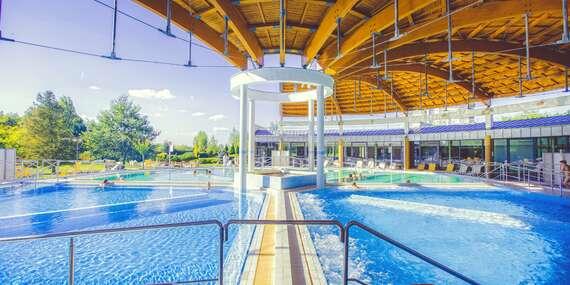 Pobyt pri slávnych termáloch Bükfürdő v penzióne Bajor*** s raňajkami, bazénom a privátnou saunou/Bük - Maďarsko