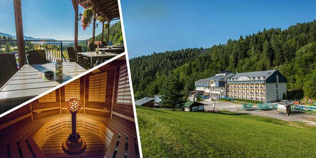 Plejsy Spa & Fun Resort***: Objavte krásy čarovného Spiša a k tomu wellness a polpenzia