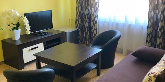 Wellness pobyt so vstupom do Spa & Aquapark Turčianske Teplice v Hoteli Rezident*** s procedúrami a polpenziou/Turčianske Teplice