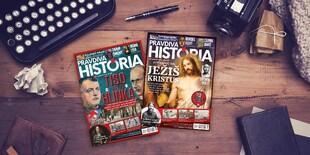 Ročné predplatné časopisu Pravdivá História