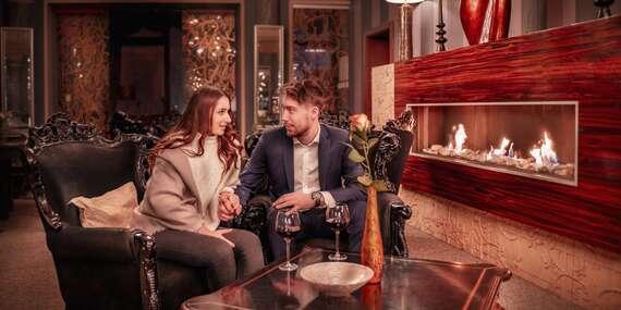 Romantický wellness pobyt pre dvoch v centre Nitry v luxusnom hoteli Capital**** s platnosťou až do decembra 2022/Nitra
